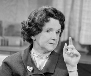 Rachel Carson in 1962 TV interview